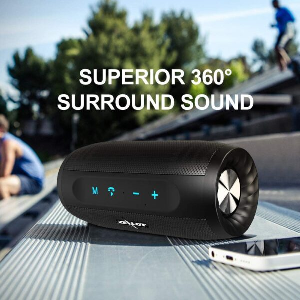 Bluetooth Lautsprecher und Powerbank