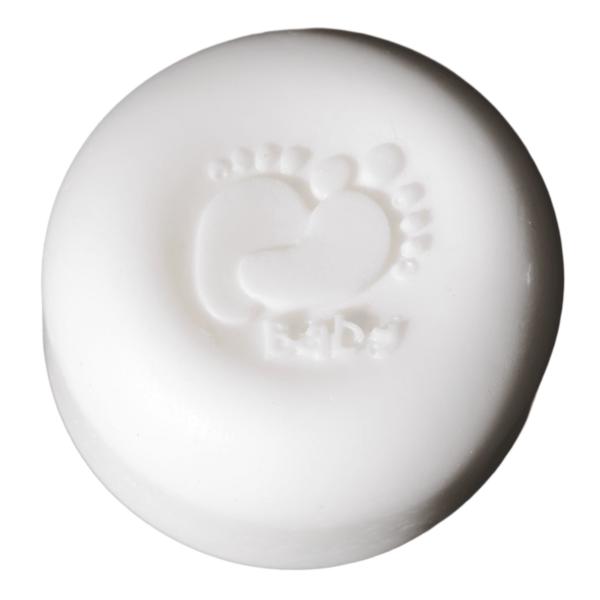 Seife - goodness - Baby Seife Babyfüsse - Farbe / Aroma wählbar
