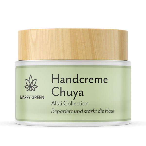 Handcreme - Marry Green - Chuya & CBD - 50ml
