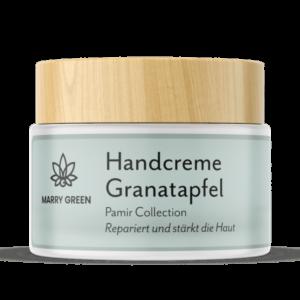 Handcreme - Marry Green - Granatapfel & CBD - 50ml