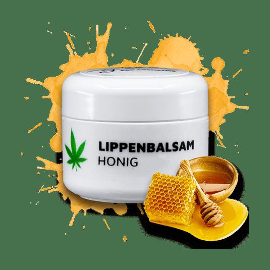 Lippenbalsam – Marry Green - Honig & CBD – 5ml