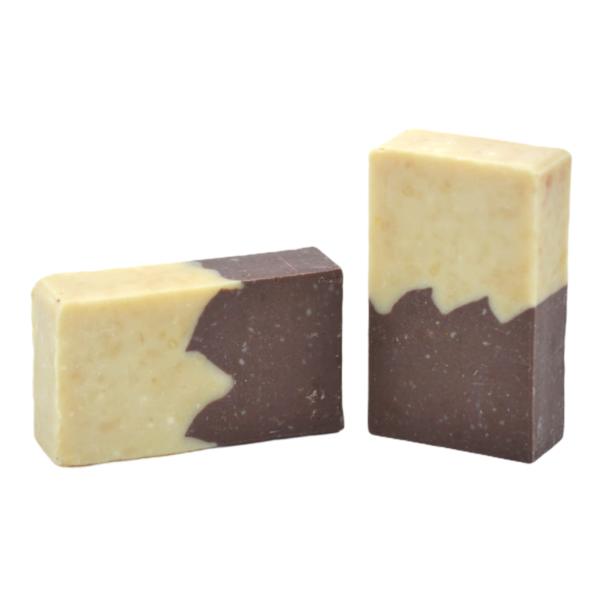 Seife - Soap and More - Patchouli Zedernholz- 95g.