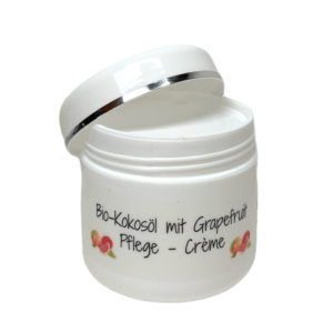 Pflegecreme - goodness - Bio-Kokosöl / Grapefruit - 50ml