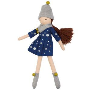 Puppe - Hoppa - Mia Doll - 40cm