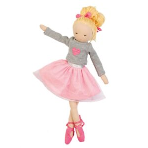 Puppe - Hoppa - Olivia Doll - 40 cm